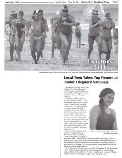 Teen Wins Gold | Hometown News