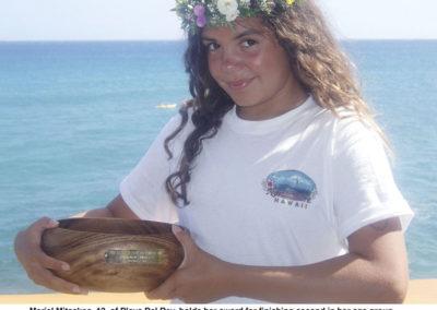 Waikiki Rough Water Swim